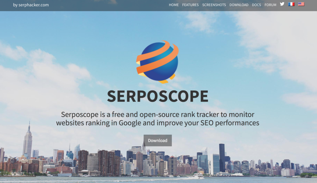 SERPOSCOPE